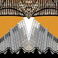 Urban Pyramid by Linda  Parker