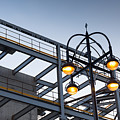 Urban Structures by Paul Indigo