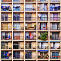 Urbanisation by Antony McAulay