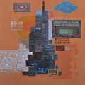 Urbanization Xiv by Bhuneshwar Azaad