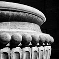 Urn At The Cathedral by Dutch Bieber