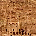 Urn Tomb, Petra by Cute Kitten Images