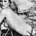 Ursula Andress (b. 1936) by Granger