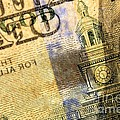 Us 100 Dollar Bill Security Features, 6 by Ted Kinsman