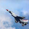 U.s. Air Force Thunderbird by Dale Kincaid