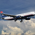 Us Airways A330-200 N280ay by J Biggadike