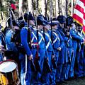 U.s. Army 1845 by David Lee Thompson