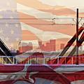 Us City by Phyllis Denton