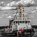 Us Coast Guard by Kathryn Strick