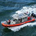 U.s. Coast Guard Patrol by Arthur Dodd
