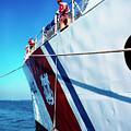 Us Coast Guard  by Thomas R Fletcher
