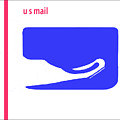Us Mail by Suzanne Cerny