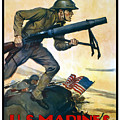 Us Marines - First In France by War Is Hell Store