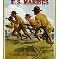Us Marines - Soldiers Of The Sea by War Is Hell Store