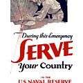 Us Naval Reserve Serve Your Country by War Is Hell Store