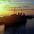 Us Naval Station Mayport by Thomas R Fletcher