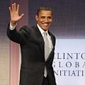 U.s. President Barack Obama At A Public by Everett