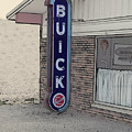 Us Route 66 Smaterjax Dwight Il Buick Signage Pa 04 by Thomas Woolworth