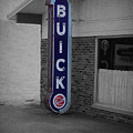 Us Route 66 Smaterjax Dwight Il Buick Signage Sc by Thomas Woolworth