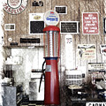 Us Route 66 Smaterjax Dwight Il Gas Pump 01 Pa 01 by Thomas Woolworth
