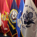 Usa Armed Forces Swearing In by Blue Doves