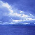 Usa, California, Lake Tahoe, Storm by Panoramic Images