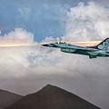 Usaf The Lone Thunderbird by Mary Lou Chmura