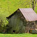 Used Virginia Barn by Bob Phillips