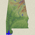 Usgs Map Of Alabama by Elaine Plesser