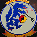 Usn Seawolves Logo by Tommy Anderson