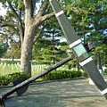 Uss Maine Anchor by Anthony Schafer