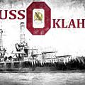 Uss Oklahoma by JC Findley