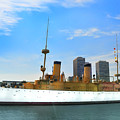 Uss Olympia by Bill Cannon