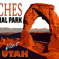 Utah, Arches, National Park by Long Shot