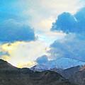 Utah Mountains by Susan Vineyard