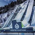 Utah Olympic Park by David Millenheft