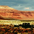 Utah Plateau Mtn M 302 by Sierra Dall