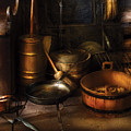 Utensils - Colonial Utensils by Mike Savad