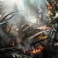 Utherworlds Ashes by Philip Straub