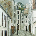 Utrillo: Limpasse, 1911 by Granger