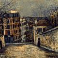 Utrillo: Mont-cenis by Granger