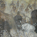 Uttc - Buffalo Mural Left Panel by Wayne Pruse