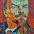 V. I. Ulyanov. Mosaic. Sochi Park. by Andy Za