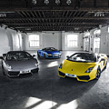 V10 Family by George Williams