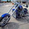 V8 Chopper by Buck Buchanan