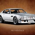 V8 Vantage by Mark Rogan