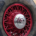 V8 Wheels by David Lee Thompson