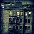Vacant In Boston by Lisa Jayne Konopka