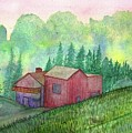 Vacation Home by Mary Ellen Frazee