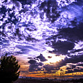 Vacaville Sunset After A Storm by Brian Tada